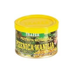Traper Natural Fishing Baits Vanilla Wheat / Vanilje Nisu 70g