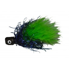 EUMER SpinTube Leech 10g fl. green/black