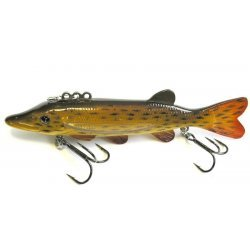 Izumi Fly Pike 100mm/18g #1 Orange (Designed in JAPAN)