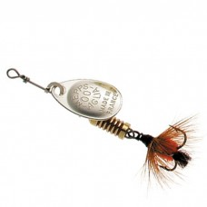 Mepps Aglia Mouche Silver Red FLY nr.1 3.5g