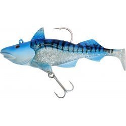 Quantum Sea Skrey Shad 1+2pcs 19.5cm/340g 10/0 Mackerel