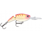 Rapala Jointed Shad Rap Pink Tiger UV 4cm/5g JSR04 PTU