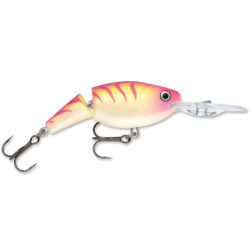 Rapala Jointed Shad Rap Pink Tiger UV 7cm/13g JSR07 PTU