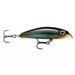 Rapala Ultra Light Minnow 4cm/3g Carbon