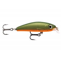 Rapala Ultra Light Minnow 6cm/4g Green Army UV