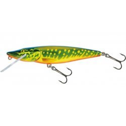 Salmo Pike PE16F HPE 16cm/52g Hot Pike