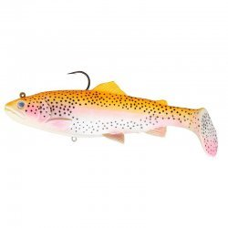 Savage Gear 3D Trout Rattle Shad 20.5cm/98g SS 02 Golden Albino Rainbow