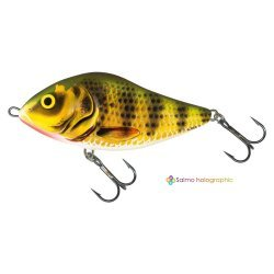 Salmo Slider SD12F 12cm/60g Holographic Perch