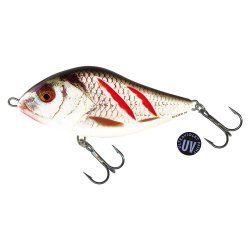 Salmo Slider SD5S 5cm/8g WOUNDED GREY SHINER WGS