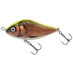 Salmo Slider SD10S YCO 10cm/46g YELLOW COPPER