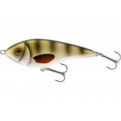 Westin Jerk Swim 10cm/31g Low Floating Crystal Perch