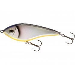 Westin Jerk Swim 10cm/31g Low Floating Hot Sardine