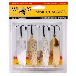 Williams Wabler W50 4 Pack 67mm/14,2g