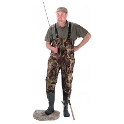 Mikado Chest Waders Camo UMS02-42