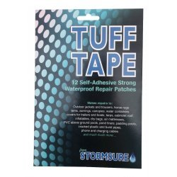 Stormsure TUFF Tape Self-Adhesive Assorted Patch Set Large