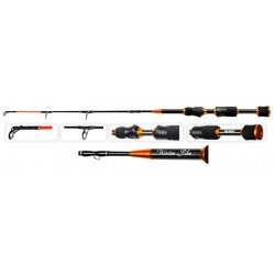 Taliritv / Winter rod AKARA Winter Pike with neoprene handle (36+30cm, action: hard, color: B)