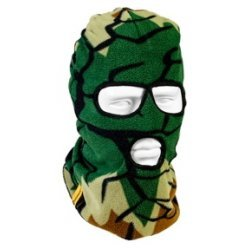 Mask Fliis Headcover TAGRIDER Expedition 3014 Camouflage