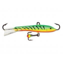 Rapala Jigging Rap WH (RED TAIL) 5cm/9g Glow Tiger