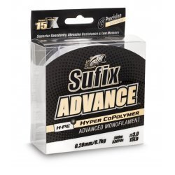 Sufix ADVANCE 150m 0,16mm / 2,9kg
