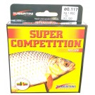 TUBERTINI Super Competition (Waglerline) 100m,  0.117mm/1.500kg
