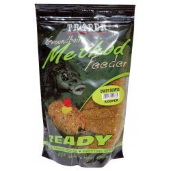 Traper Method Feeder Ready Crazy Scopex 750g