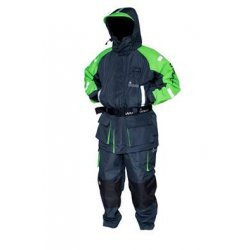 Imax CoastFloat Floatation Suit 2pcs Blue/Flou (Size M)