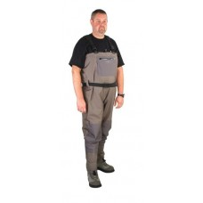 Mikado Breathable Waders with Neoprene Sock L
