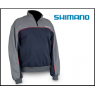Shimano FAN Wear Half ZIP Sweater size: L