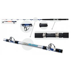 Fishing rod AKARA «SEA Action» (mono, 1,65 m, fiberglass, 650 g, test: 550-1000 g)