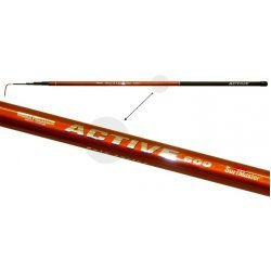 SURF MASTER «ACTIVE Pole TX-20» (telesc., 4,00 m, test: 5-20 g, 141g) w/o guides