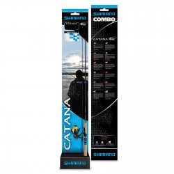 Shimano Combo Catana 2,39m 14-42g + Catana 2500FD + Braid Power Pro 0,15mm