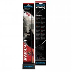 Shimano Combo Sienna 2,39m 14-42g + Sienna 2500FG + Japanese Mono 0,260mm