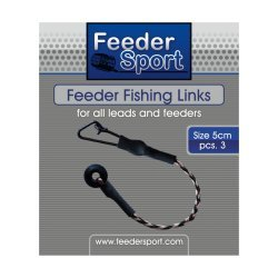FeederSport Feeder Fishing Links 5cm, 3.pcs / tk