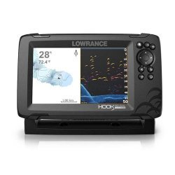 Kajalood Lowrance HOOK REVEAL 7 83/200 HDI ROW