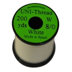 EUMER Uni 8/0 thread 200y white
