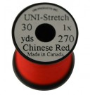 EUMER Uni Stretch 30y chinese red