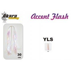 Flies tail AKARA Flash Accent YLS (30 cm, color: 13)