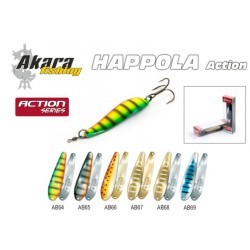 AKARA Happola Action (spoon bait, 12 g, 50 mm, colour: AB67)