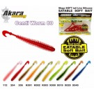 AKARA Mega SOFTTAIL Eatable «Centi Worm» (80 mm, colour 112, pack. 10 item)