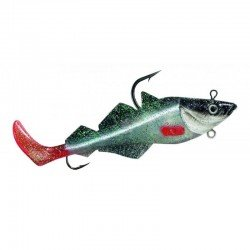 BALZER MAD SHAD RED FIN 24cm/400g