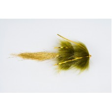 EUMER SpinTube Pike fast sink 45g olive/gold