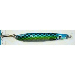 Falkfish Thor 22g 85mm Holo Blue Chartreuse