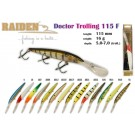 RAIDEN «Doctor Trolling» 115 F (16,2 g, 115 mm, colour AB17F)