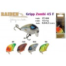 Wobbler RAIDEN «Grepp Zombi» 45 F (12,4 g, 45 mm, colour FL09)