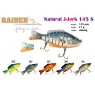 RAIDEN «Natural J-Jerk» 145 S (51 g, 145 mm, colour 397)