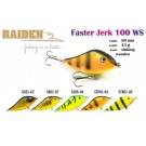 RAIDEN Faster Jerk 100 (43 g, 100 mm, colour STK01-05)