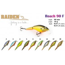 RAIDEN «Roach» 90 F (10 g, 90 mm, colour 14)