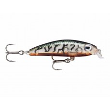 Rapala Ultra Light Minnow 6cm/4g Glass Lucent Tiger UV