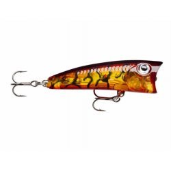 Rapala Ultra Light Pop 4cm/3g Glass Amber Tiger UV