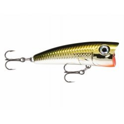 Rapala Ultra Light Pop 4cm/3g Gold Chrome